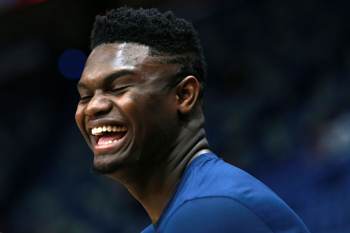 It's Zion Williamson's world. The Bulls are just living in it.