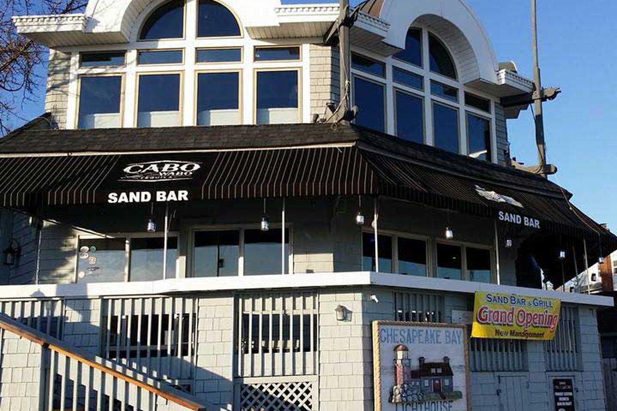 Sandbar Restaurant Menu Brielle Nj