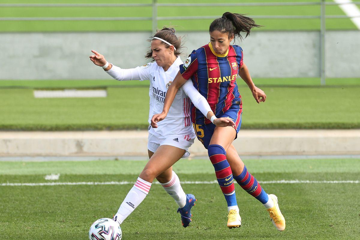 Tactical Review Primera Iberdrola Real Madrid Femenino 0 4 Fc Barcelona Femenu00ed Managing Madrid