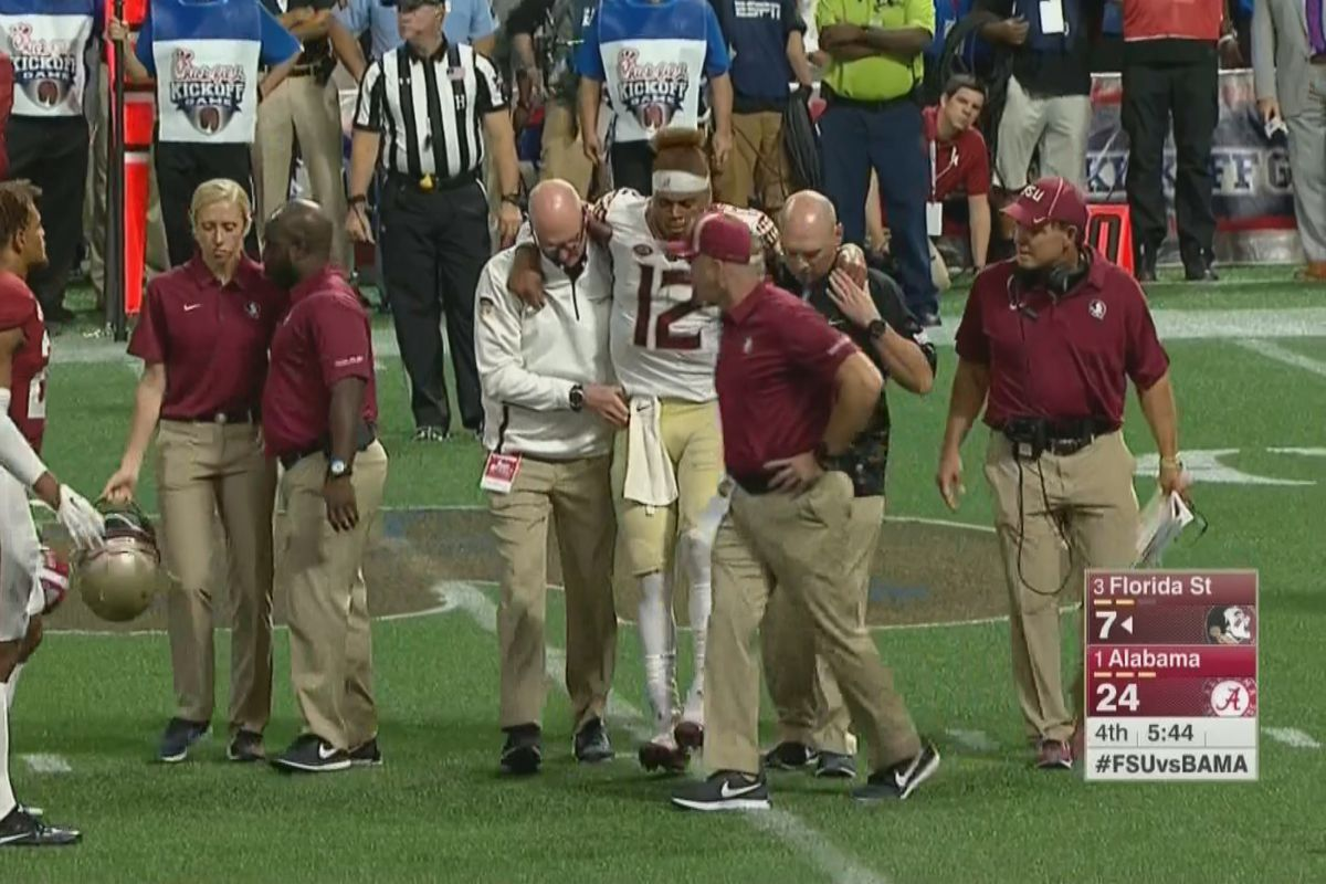 Is there a chance for FSU to win a championship without Francois?