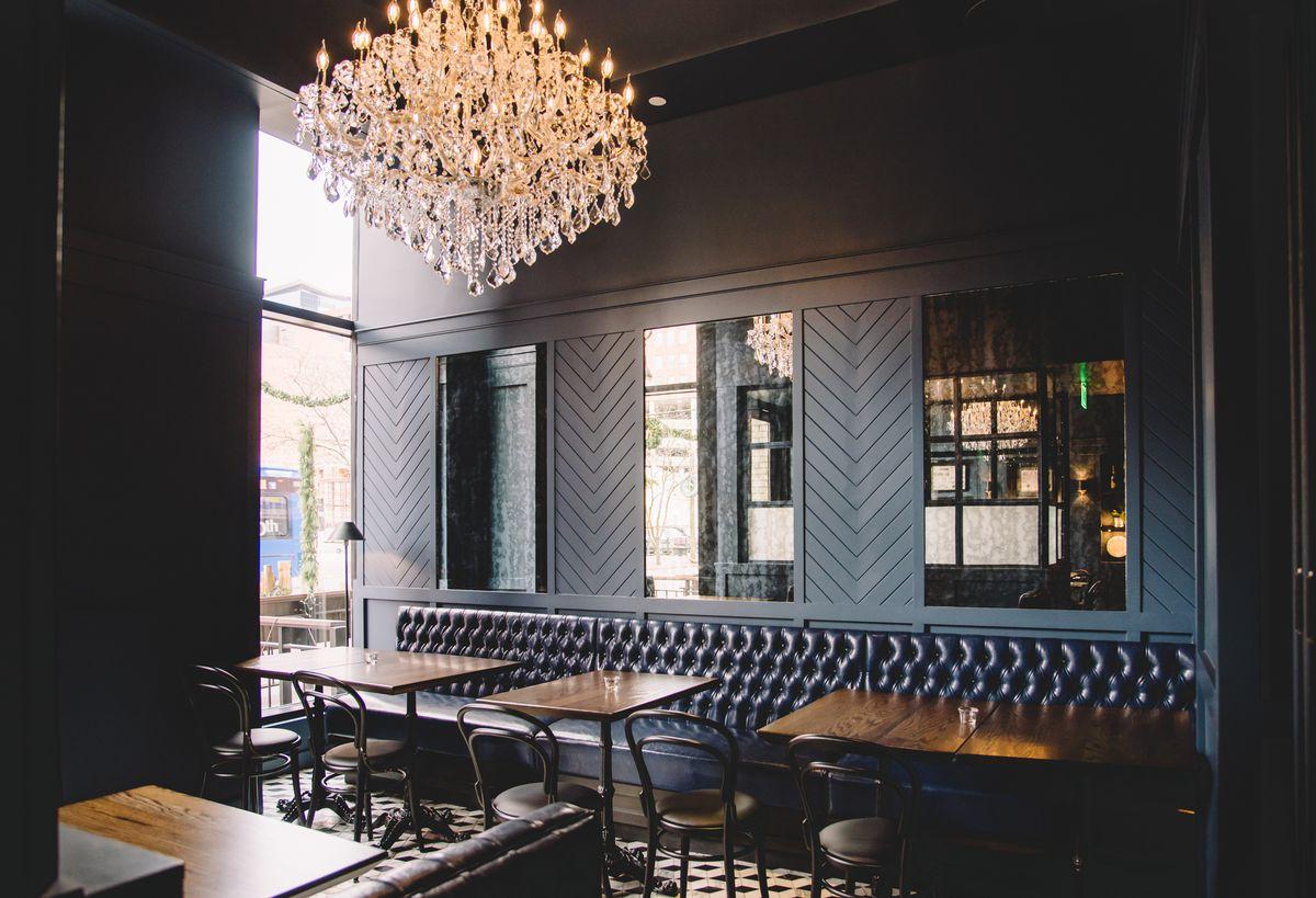 Lon Symensma S New Denver Restaurant Leroux Is An Escape