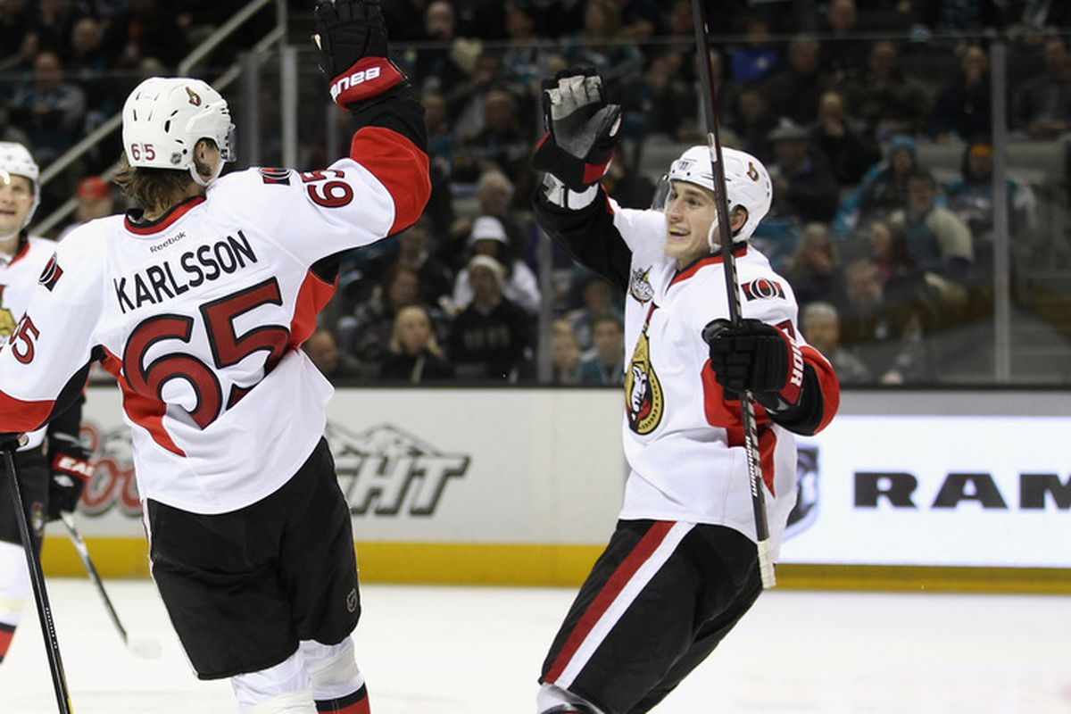 Can these two carry the Sens?