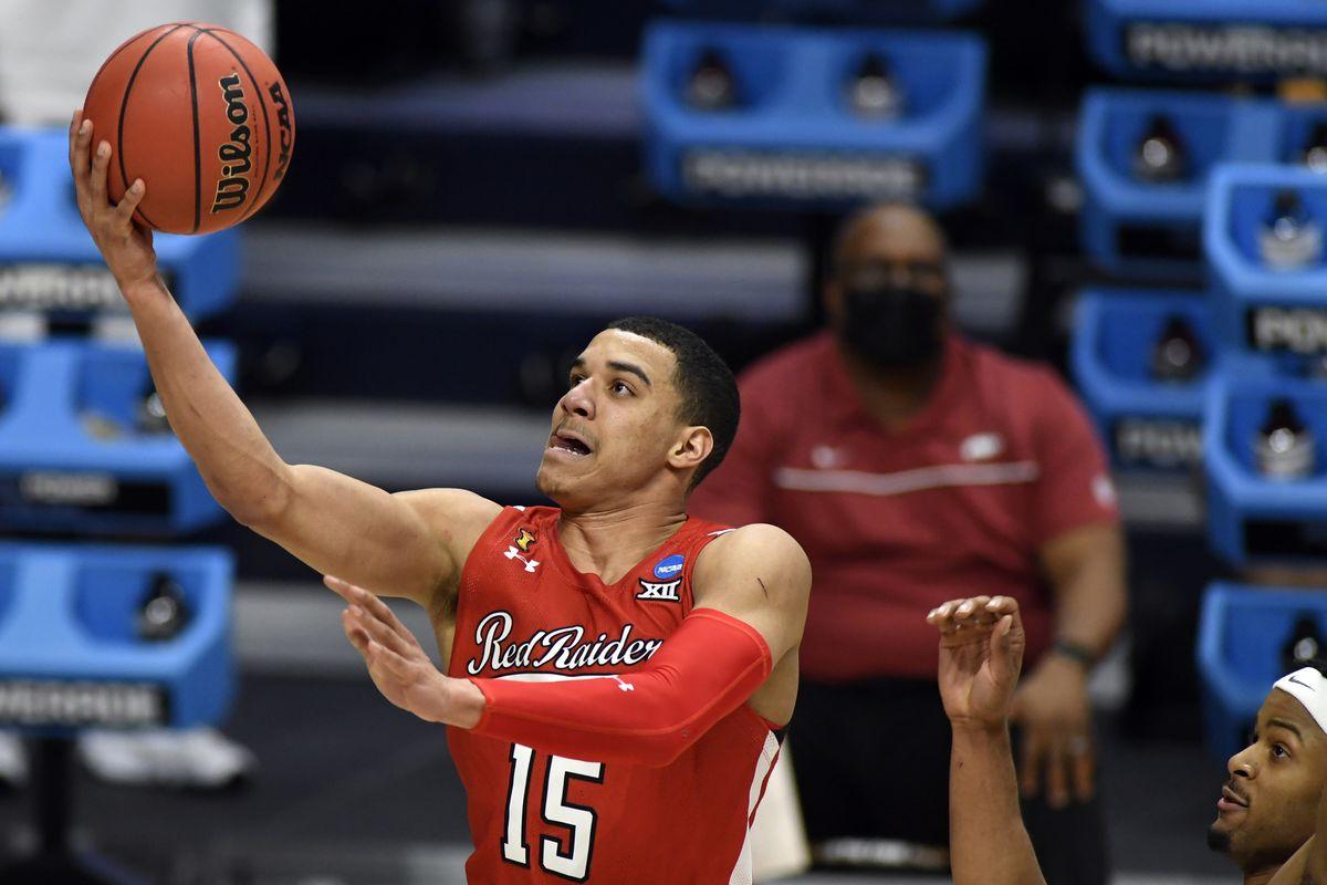 NCAA Basketball: NCAA Tournament-Texas Tech at Arkansas