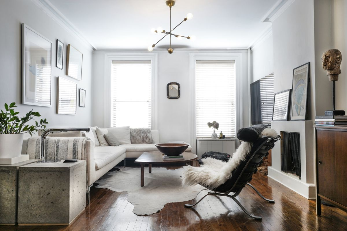 Revamped 1890s Clinton Hill Brownstone Now A 10 9k Month