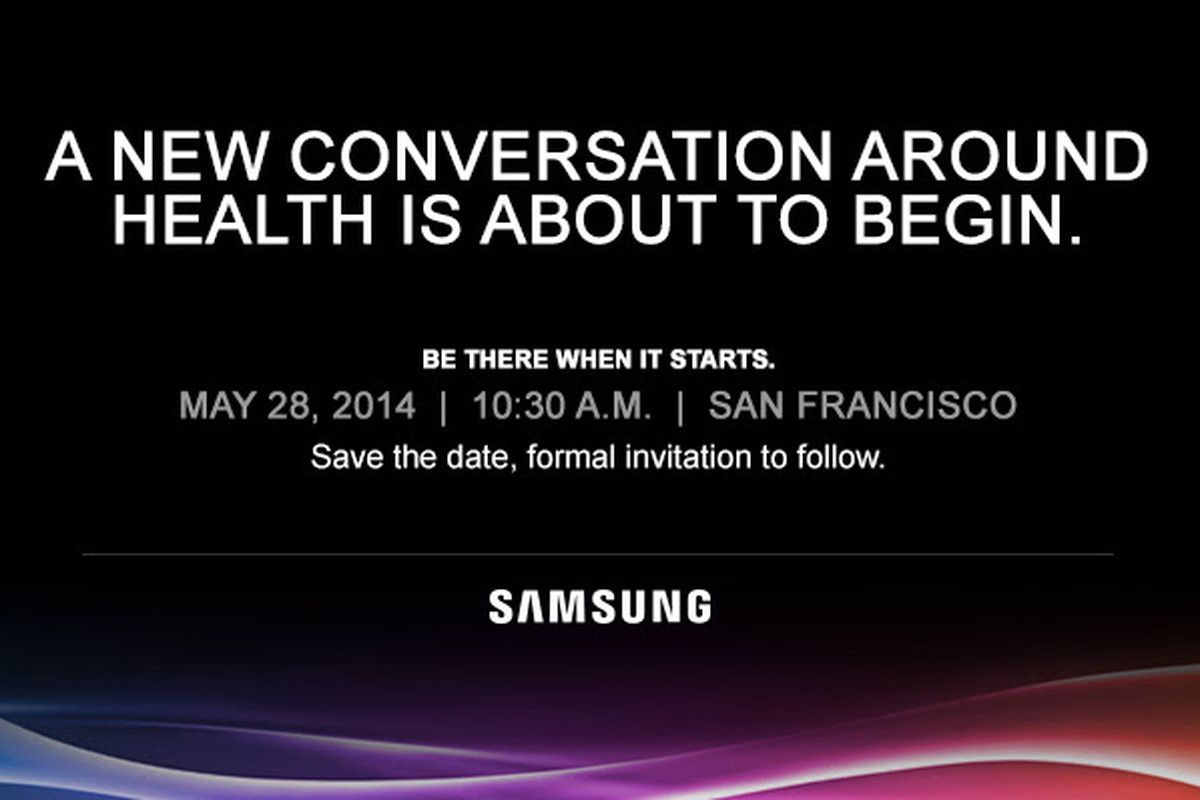 Samsung Won't Be Launching Any New Products at May 28 Health Care Tech Event