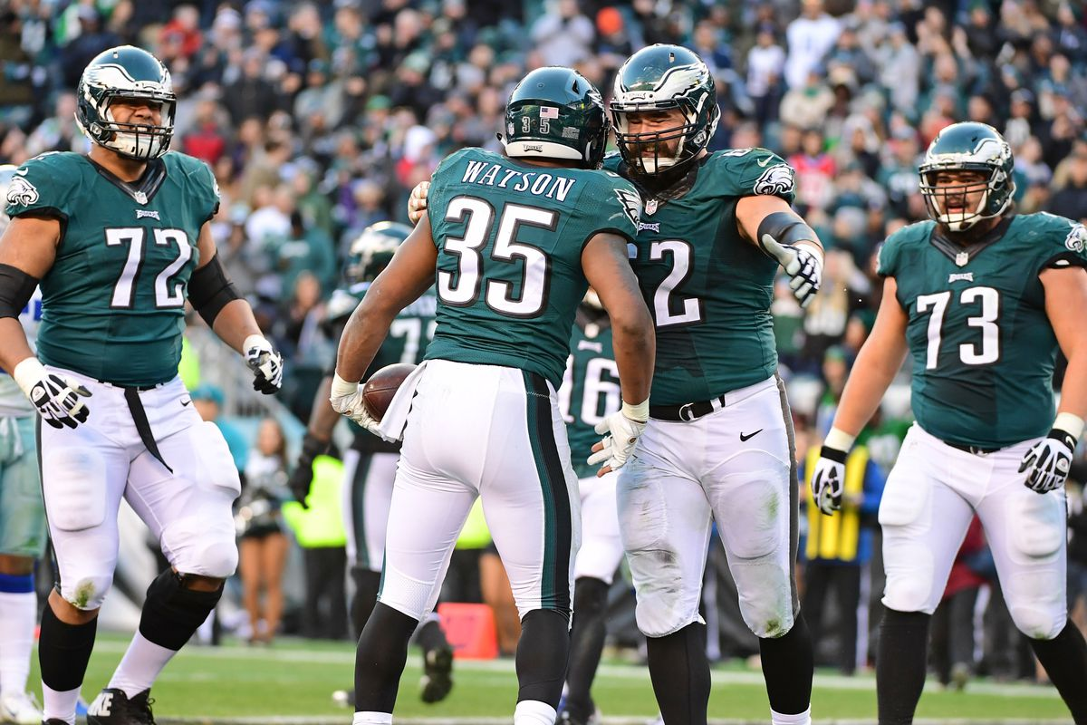 who are the philadelphia eagles playing today