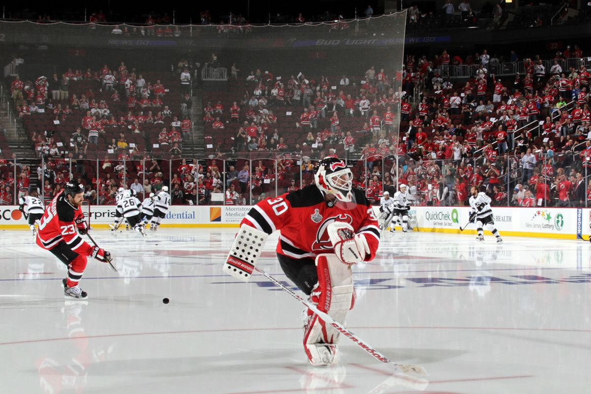 60ed883c6c0 Martin Brodeur Free Agency 2012: New Jersey Devils' Legend Open To Joining  Another Team