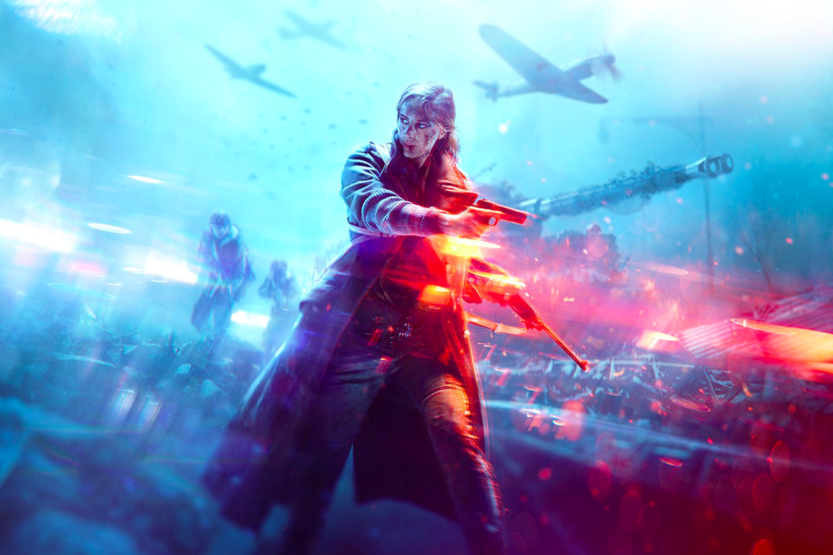 EA on the backlash against women in Battlefield V: 'Accept it or don