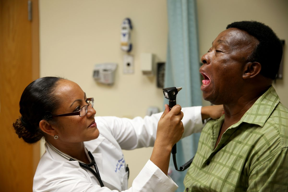 Americans are spending a lot more at the doctor's office these days.