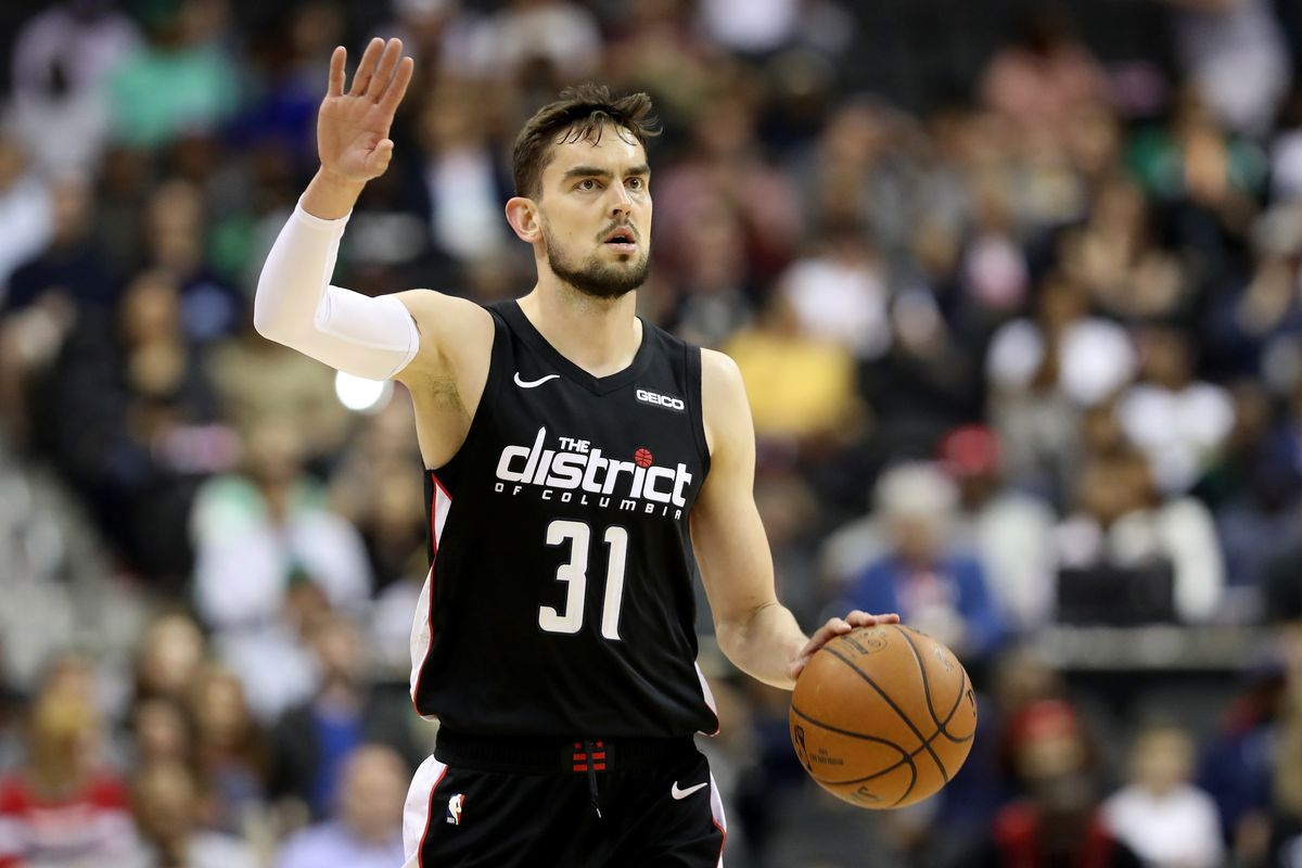 huge discount 22334 cfe3f Bulls free agency 2019: Chicago to acquire Wizards' Tomas ...