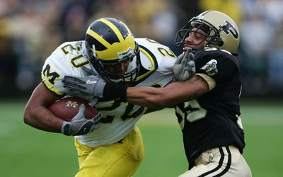 Purdue Boilermakers vs. Michigan Wolverines