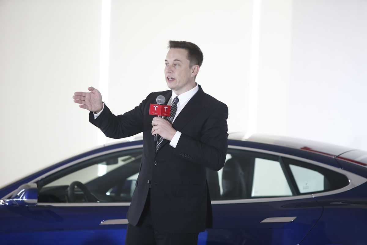 Tesla Update v7.0 Enables Self-driving Test In China