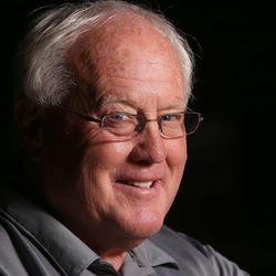 Utah Blaze coach Ron McBride, July 8 in Salt Lake City