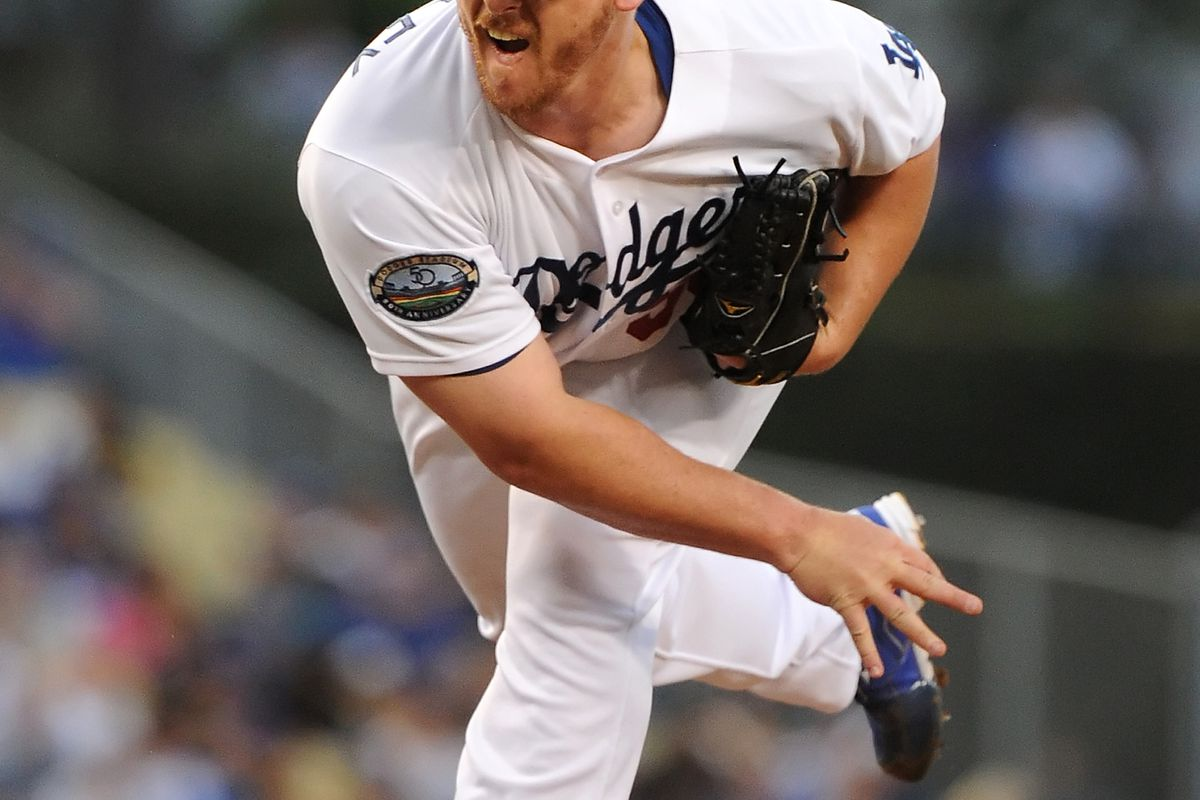 Chad Billingsley has yet to lose since coming off the disabled list.