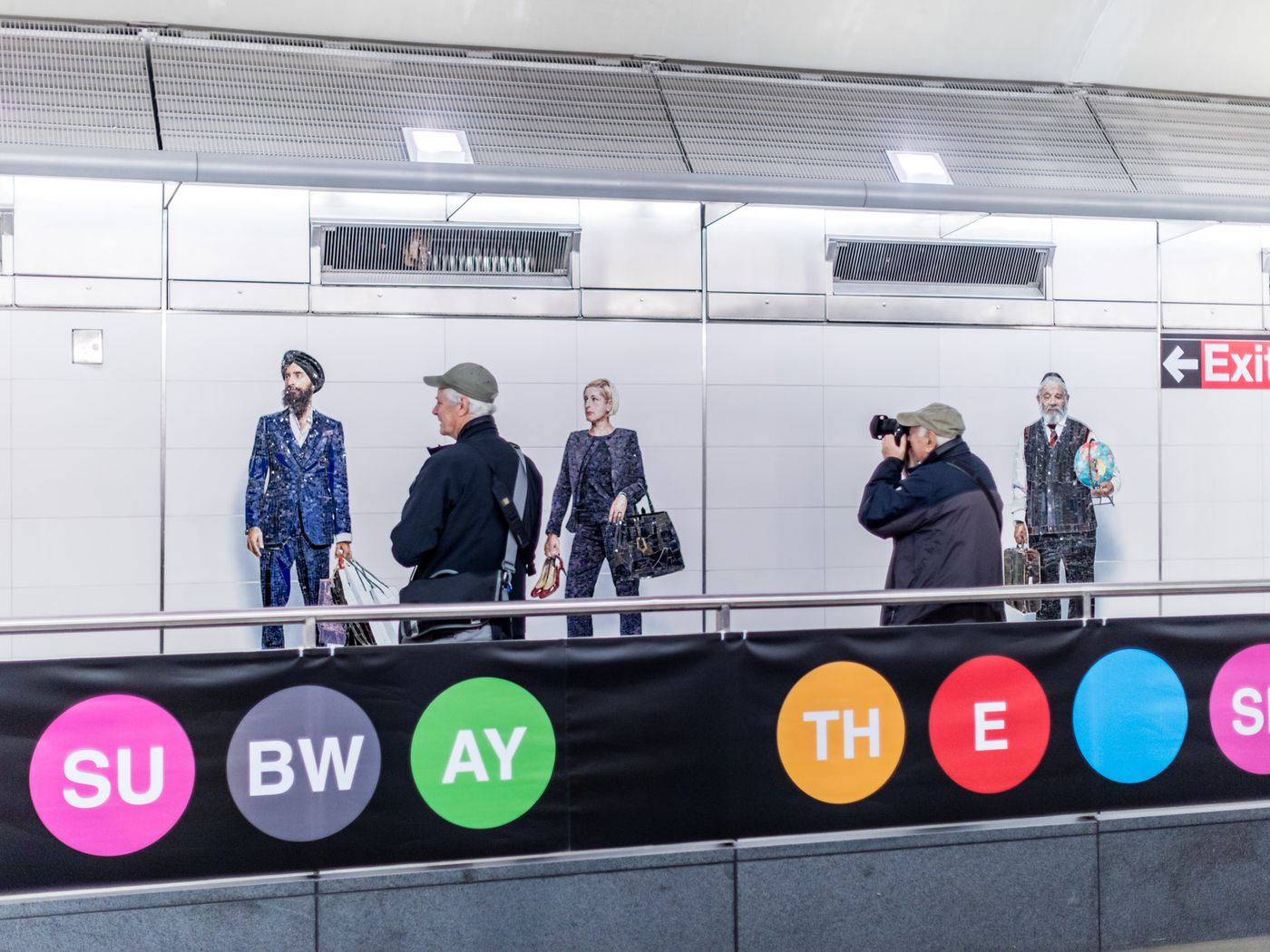 In the Second Avenue Subway, art and architecture are at odds ...