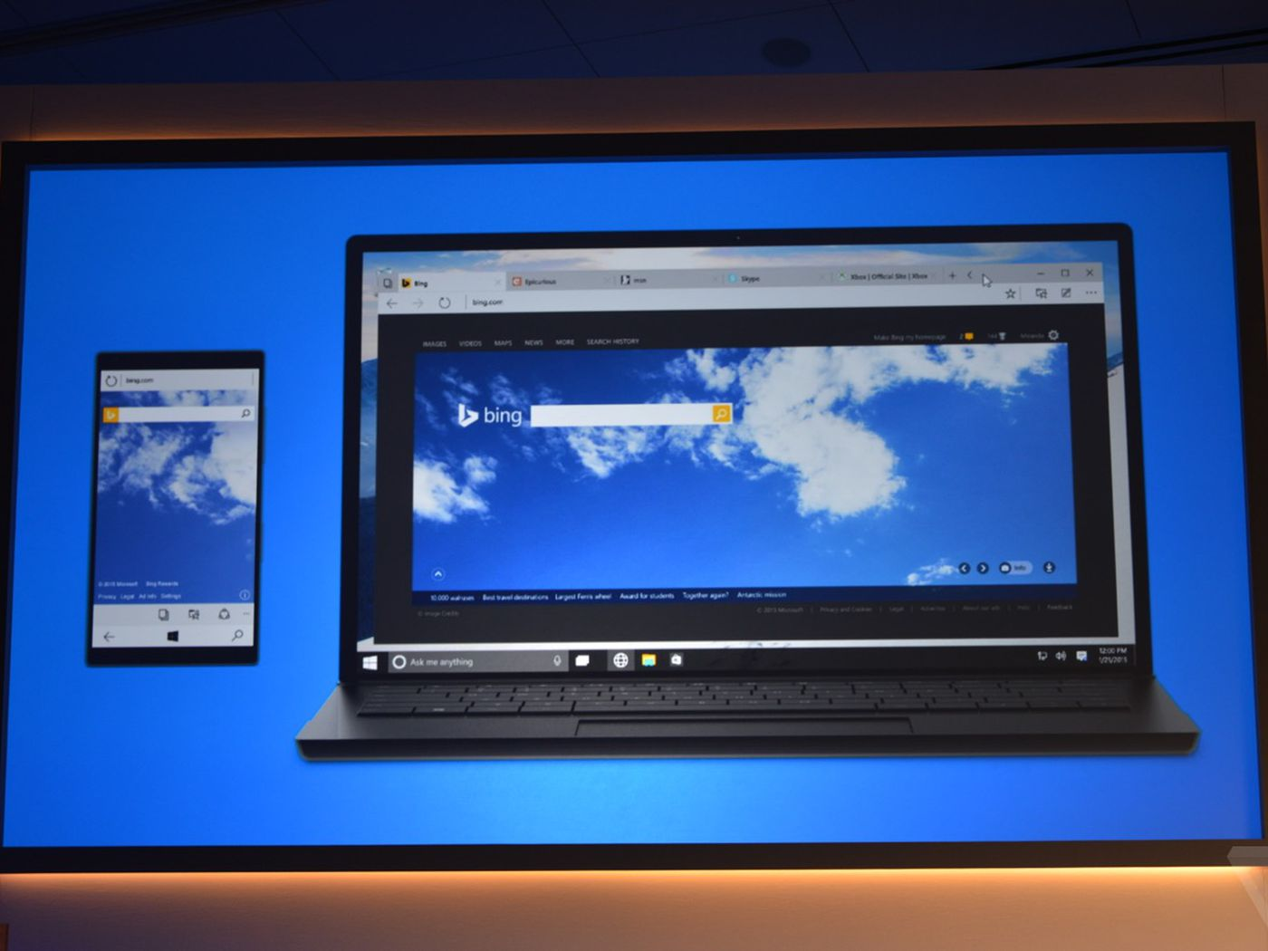 Microsoft officially announces Project Spartan, its new web browser