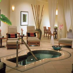 <b>The Spa & Salon at Four Seasons Las Colinas:</b> This European-style spa features private treatment rooms, a relaxation area, spa cuisine and an outdoor spa pool. Typical treatments include a Red Velvet pedicure and a Sweet Surrender couples massage. M