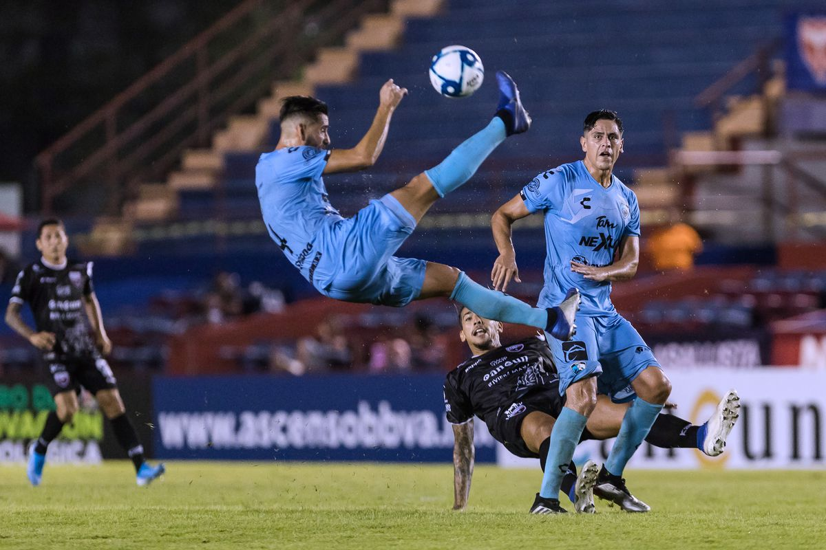 Tampico Madero Futbol Club v Atlante FC Football Match