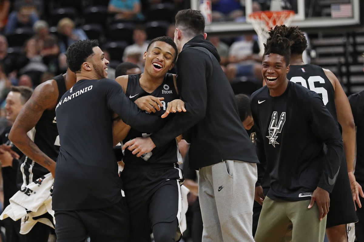 What To Expect From The Spurs In The Las Vegas Summer