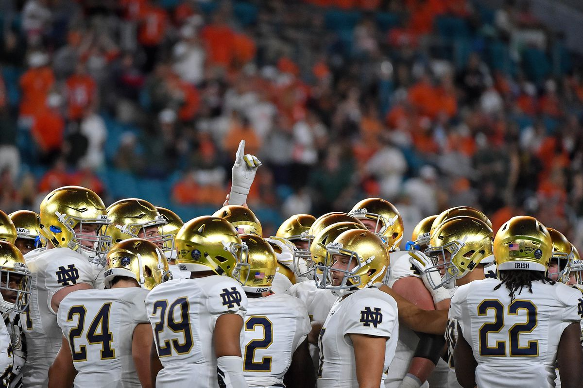 Miami Interested In Helping Fill Notre Dame Football's ...