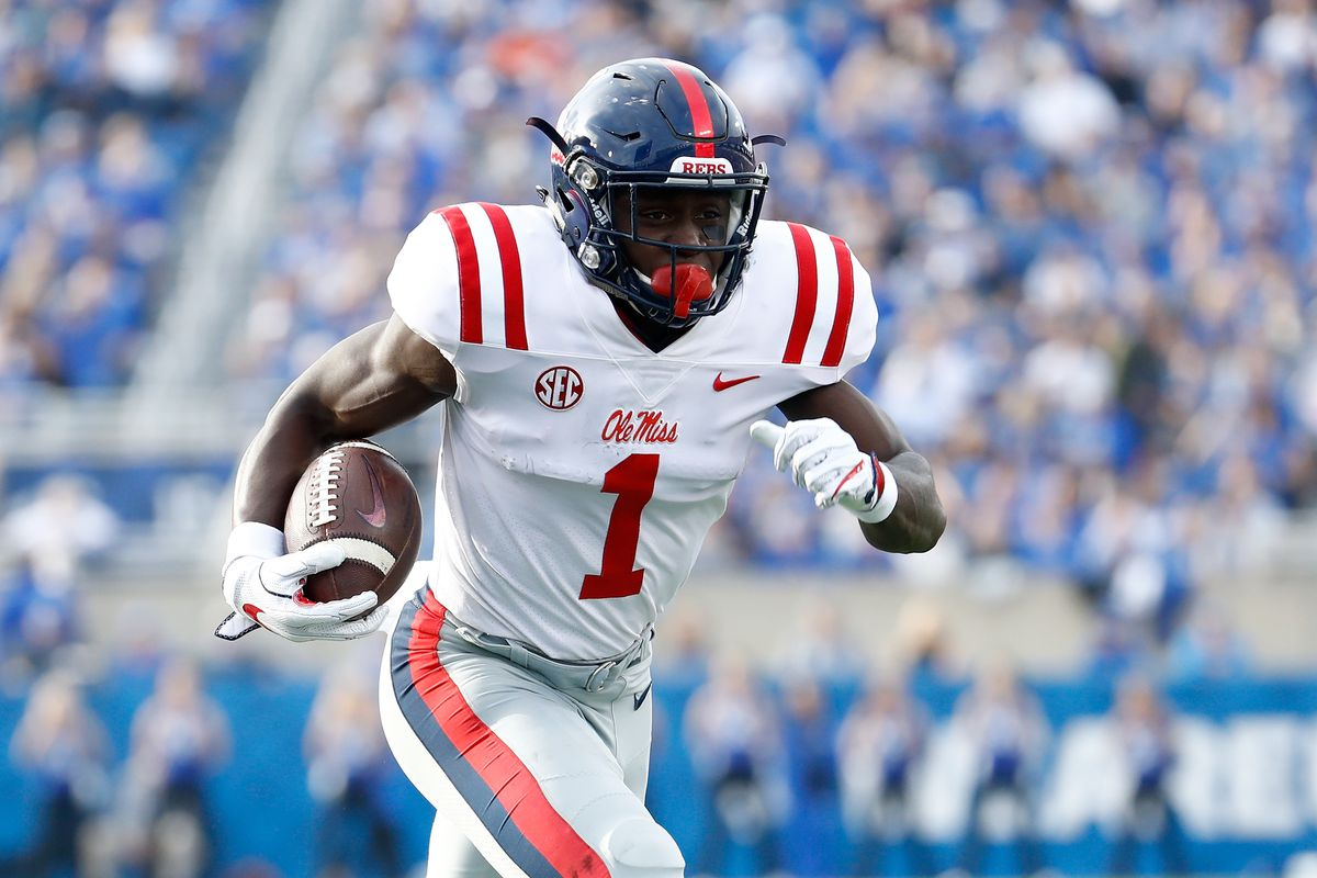 A look into the future: Ole Miss Football Pro Day 2019
