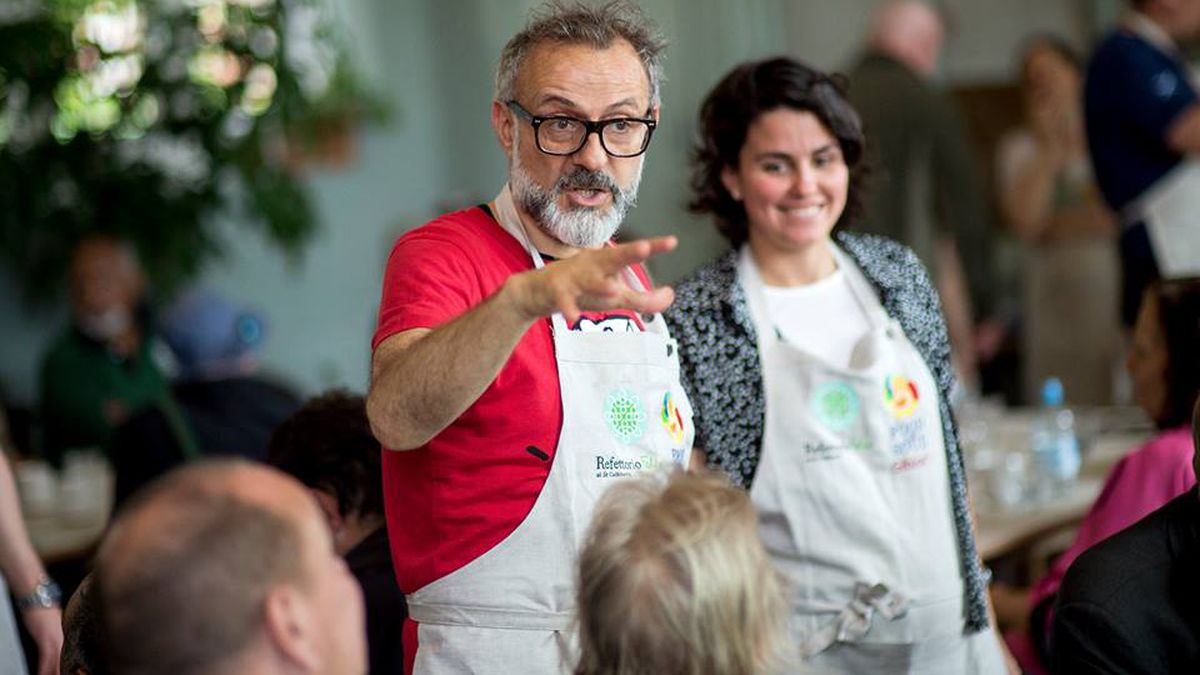How Massimo Bottura Convinced 60 World-Class Chefs to Launch a Soup