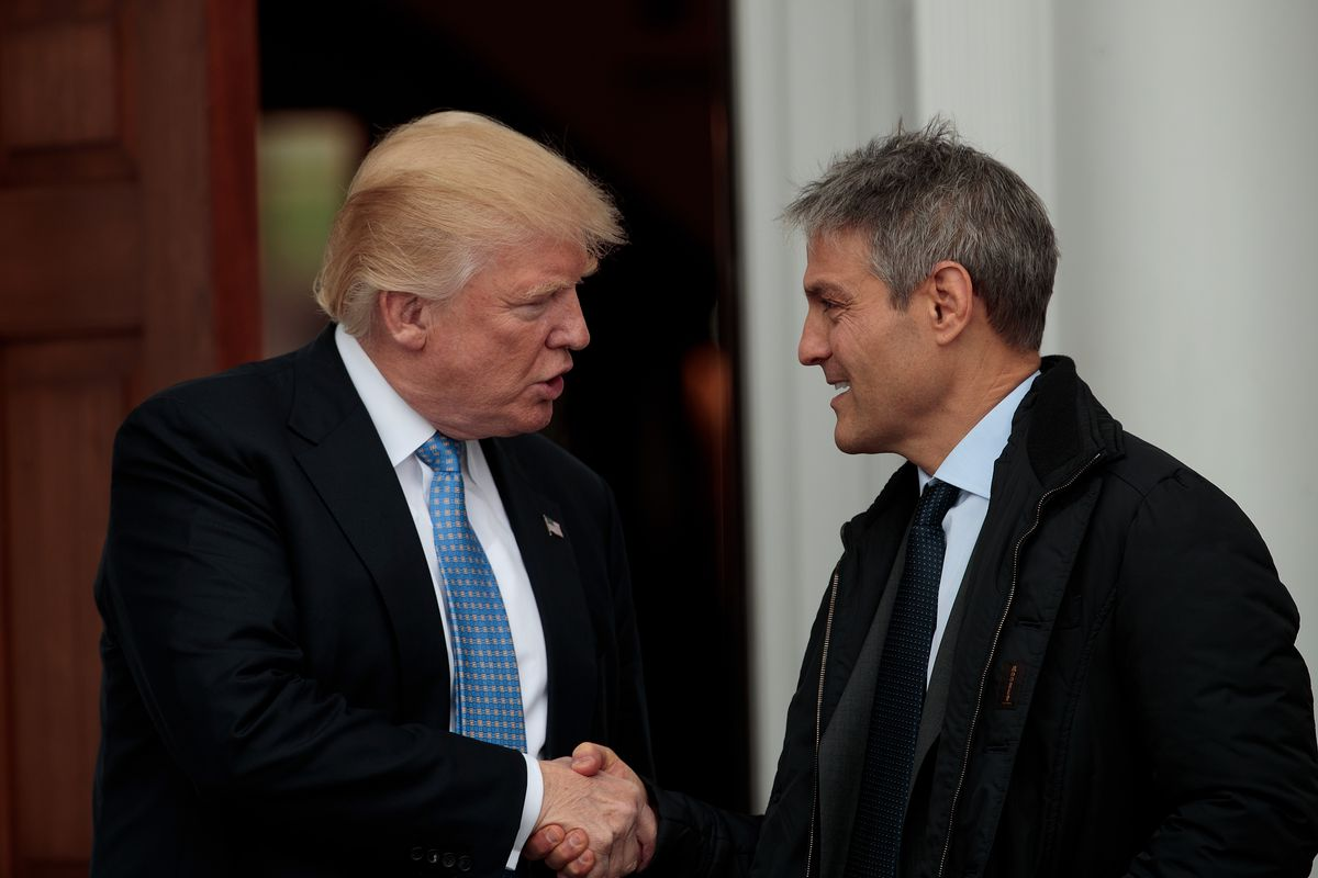 Donald Trump Holds Weekend Meetings In Bedminster, NJ