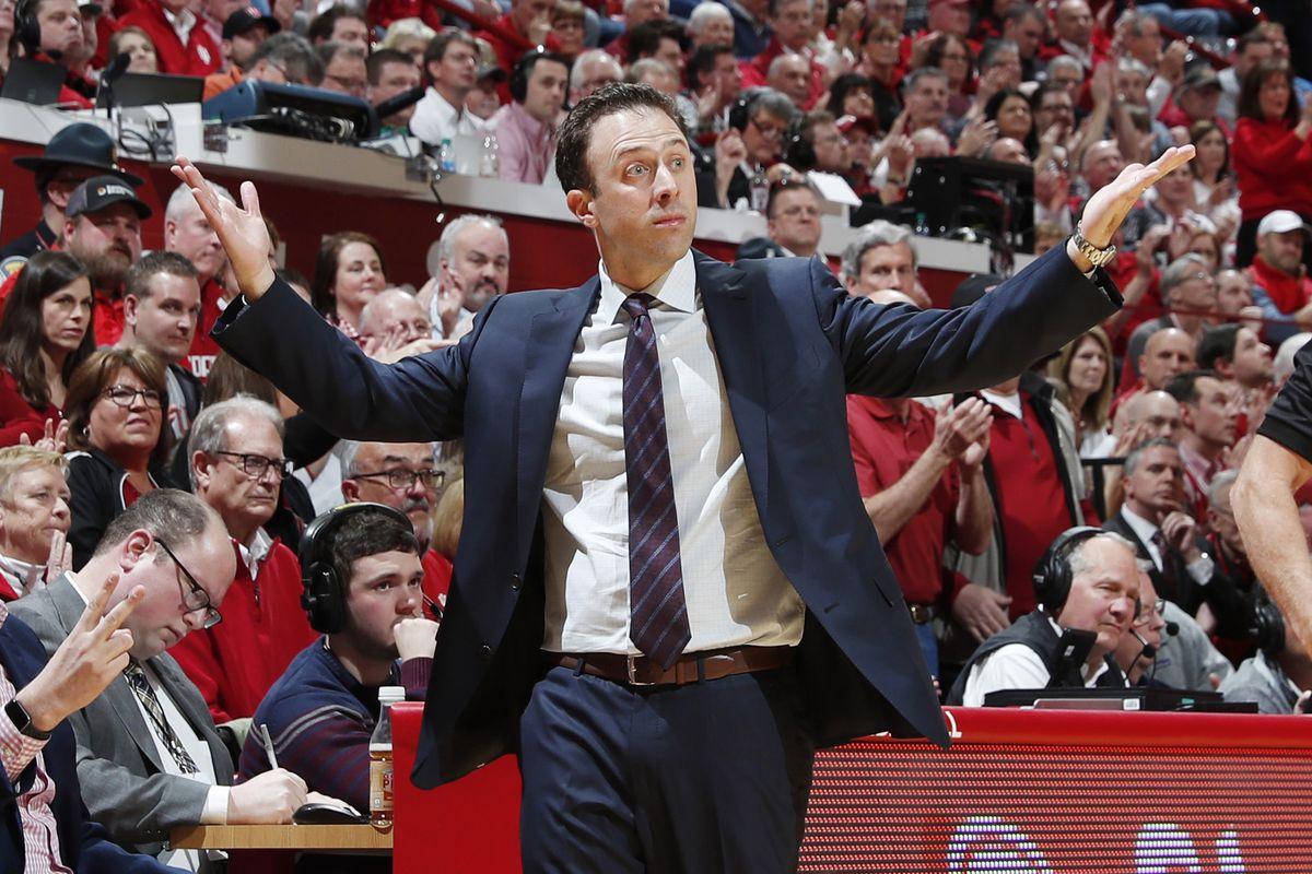 NCAA Basketball: Minnesota at Indiana