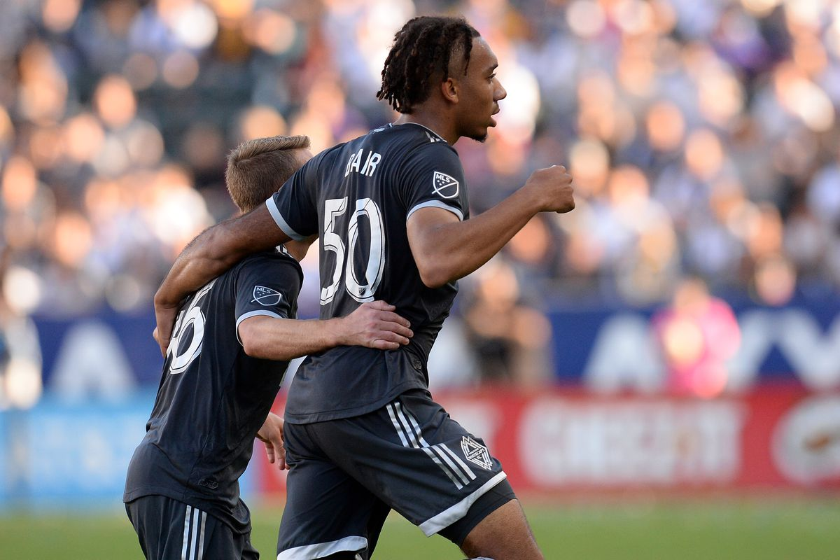 Caps use late goal to see off Galaxy, claim deserved win in LA road trip