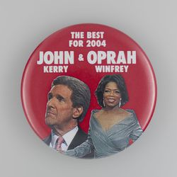 Watching Oprah: The Oprah Winfrey Show and American Culture   Photo courtesy of the Smithsonian ORG XMIT: Job 2018-8090
