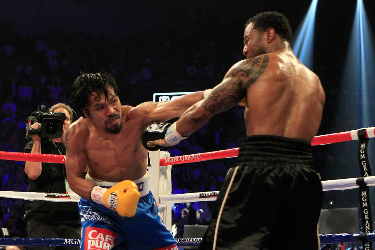 Manny Pacquiao's last fight with Showtime may have simply fueled change at HBO. (Photo by Chris Trotman/Getty Images)