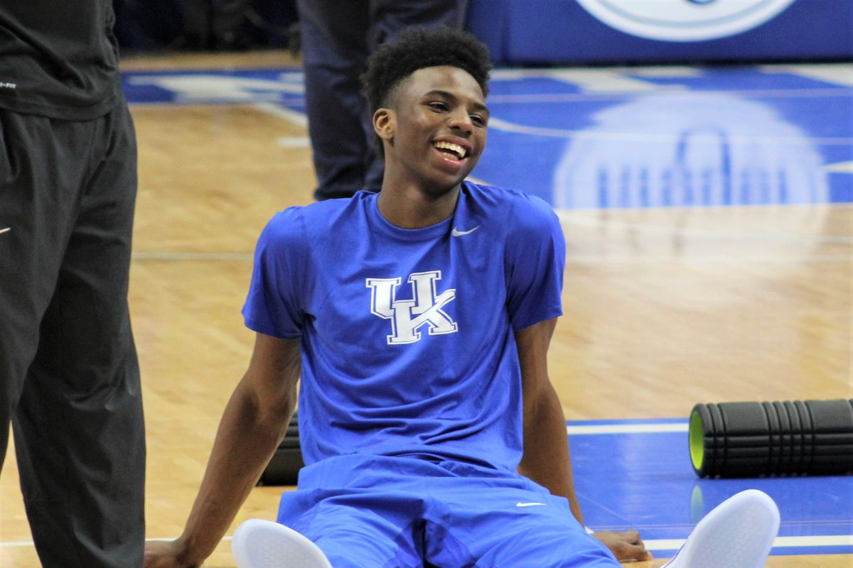 Hamidou Diallo skipped Knicks workout that Bam Adebayo was part of
