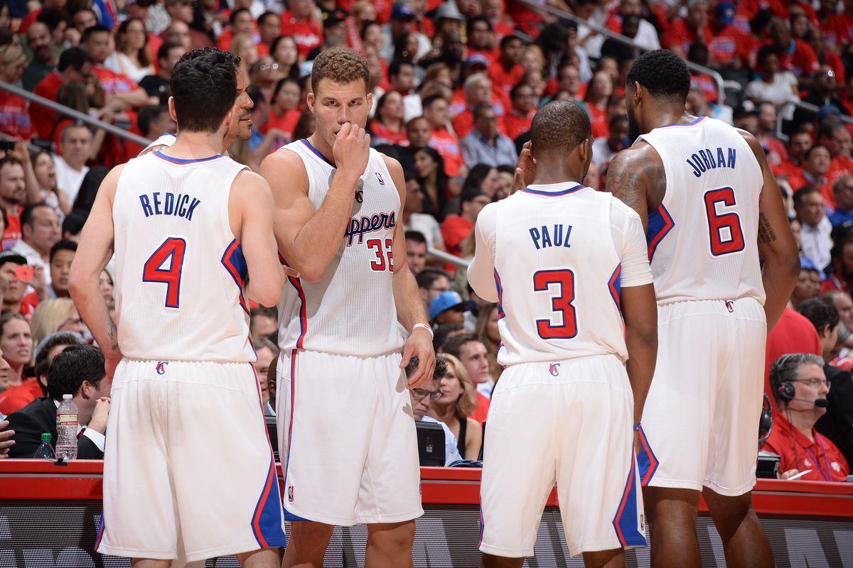 Oklahoma City Thunder v Los Angeles Clippers - Game Six