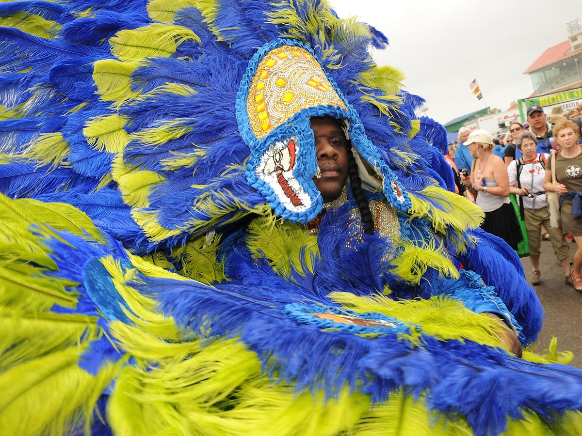 Super Sunday, a historic Mardi Gras Indian tradition, takes place on Sunday, March 19.