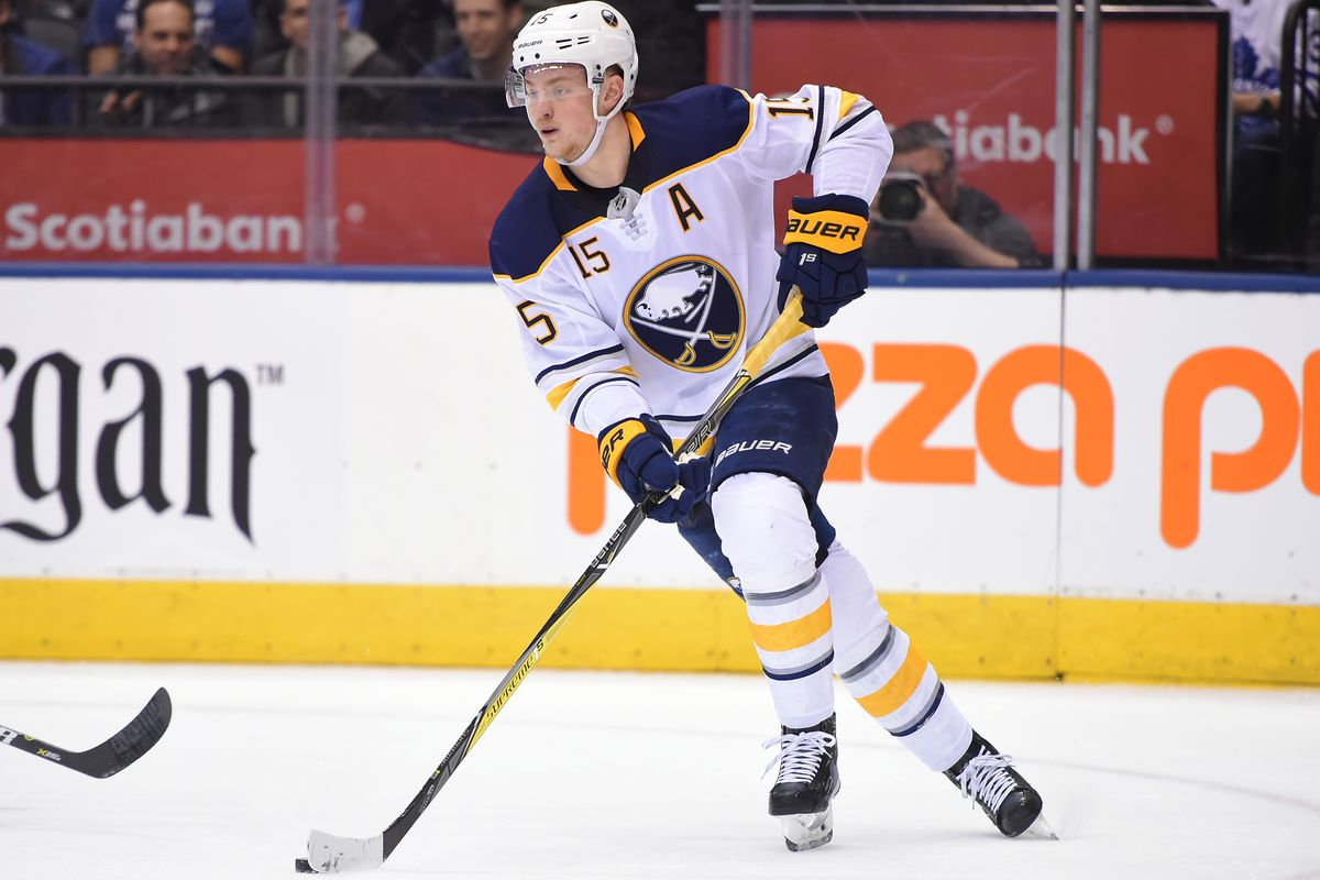 new style cd3eb 2a923 Is Jack Eichel the Next Captain of the Buffalo Sabres? - Die ...