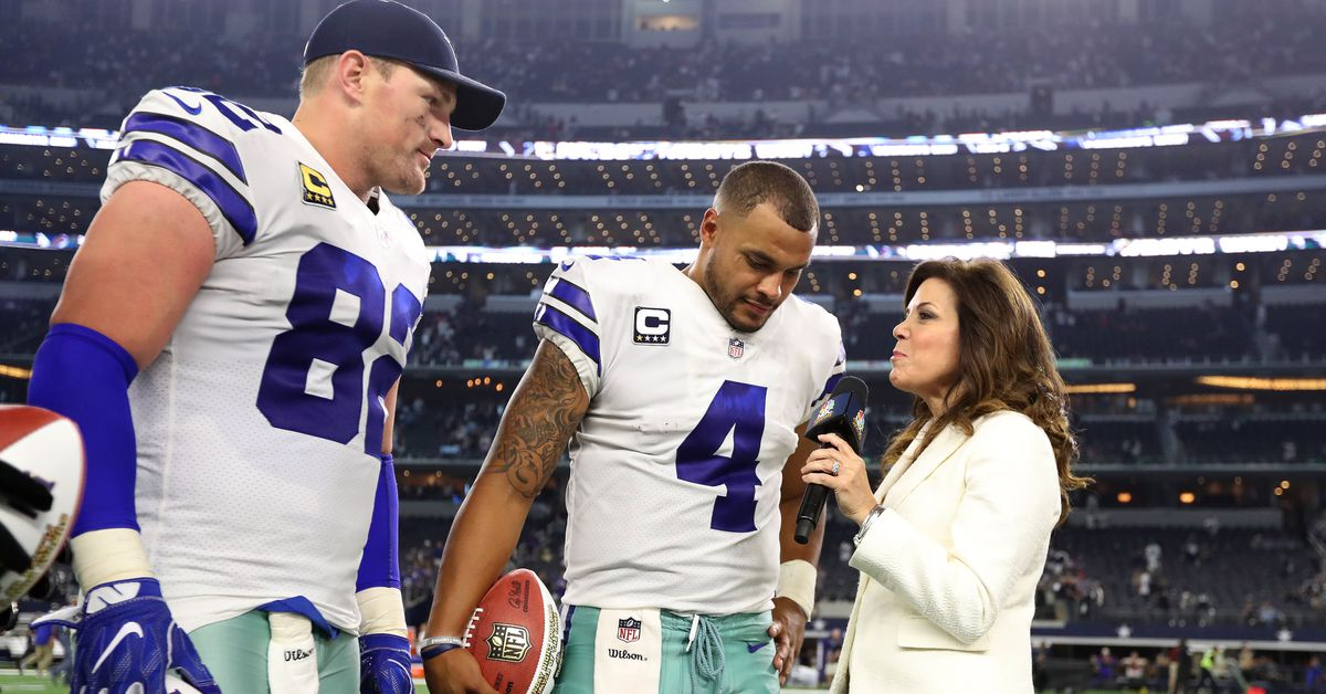 Dak Prescott credits Tony Romo & Jason Witten for laying foundation of leadership