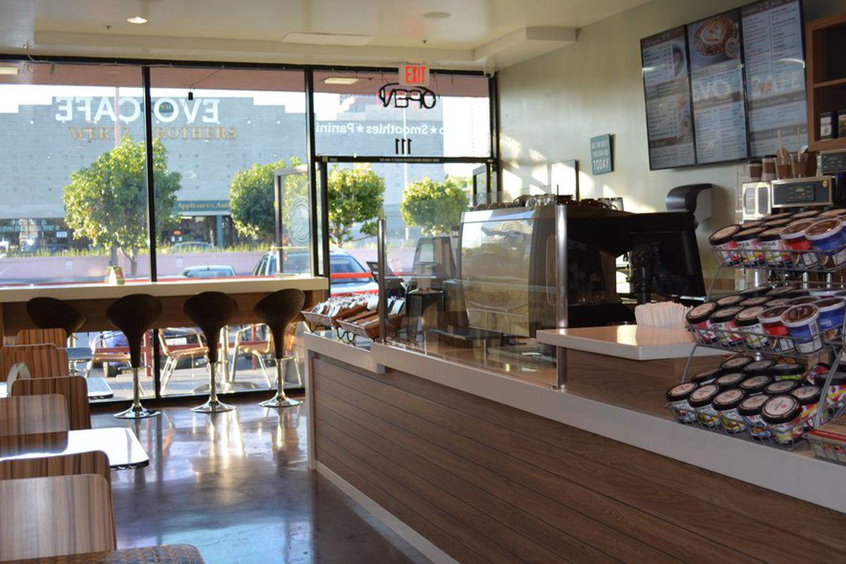 Evo Cafe, West LA