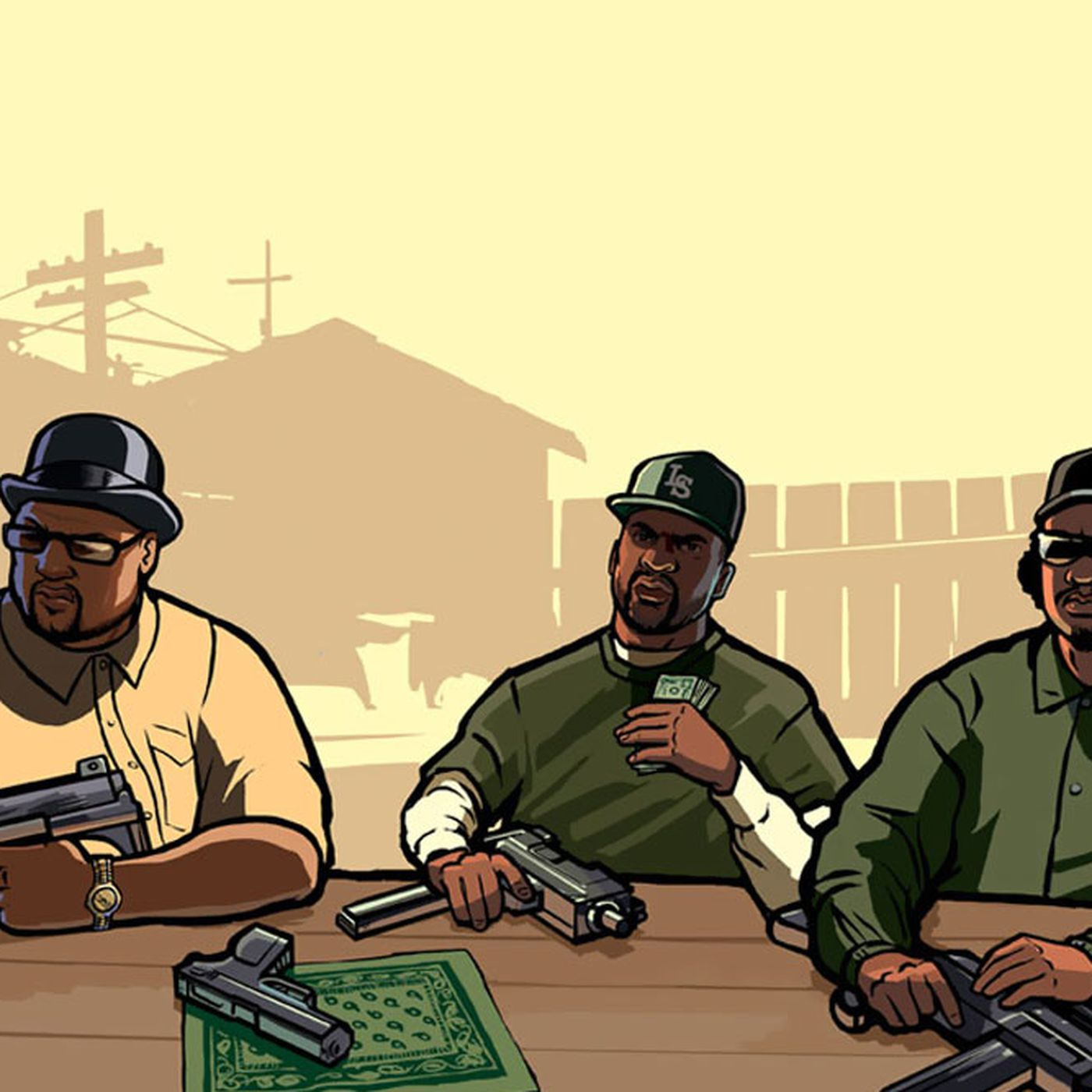 Updated GTA: San Andreas on Steam nullifies old save files