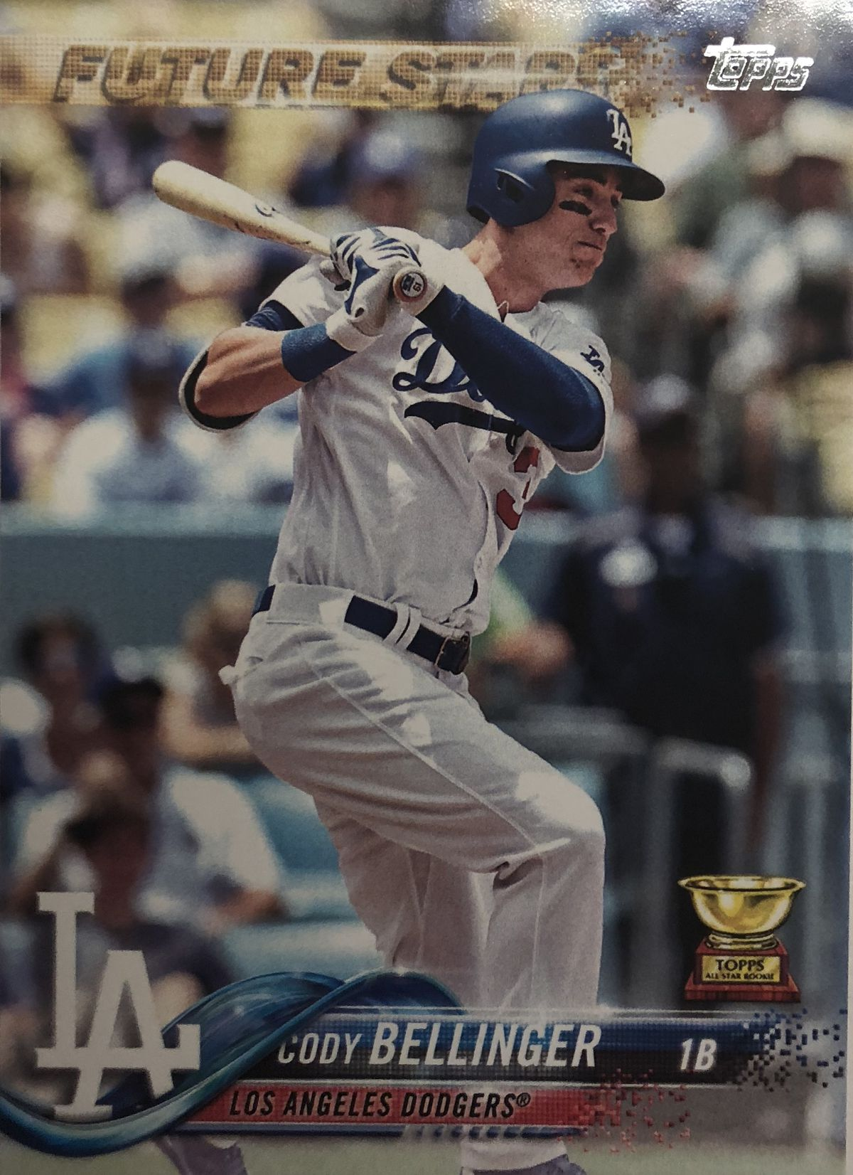 2018 Topps Series 1 Baseball Cards Review True Blue La