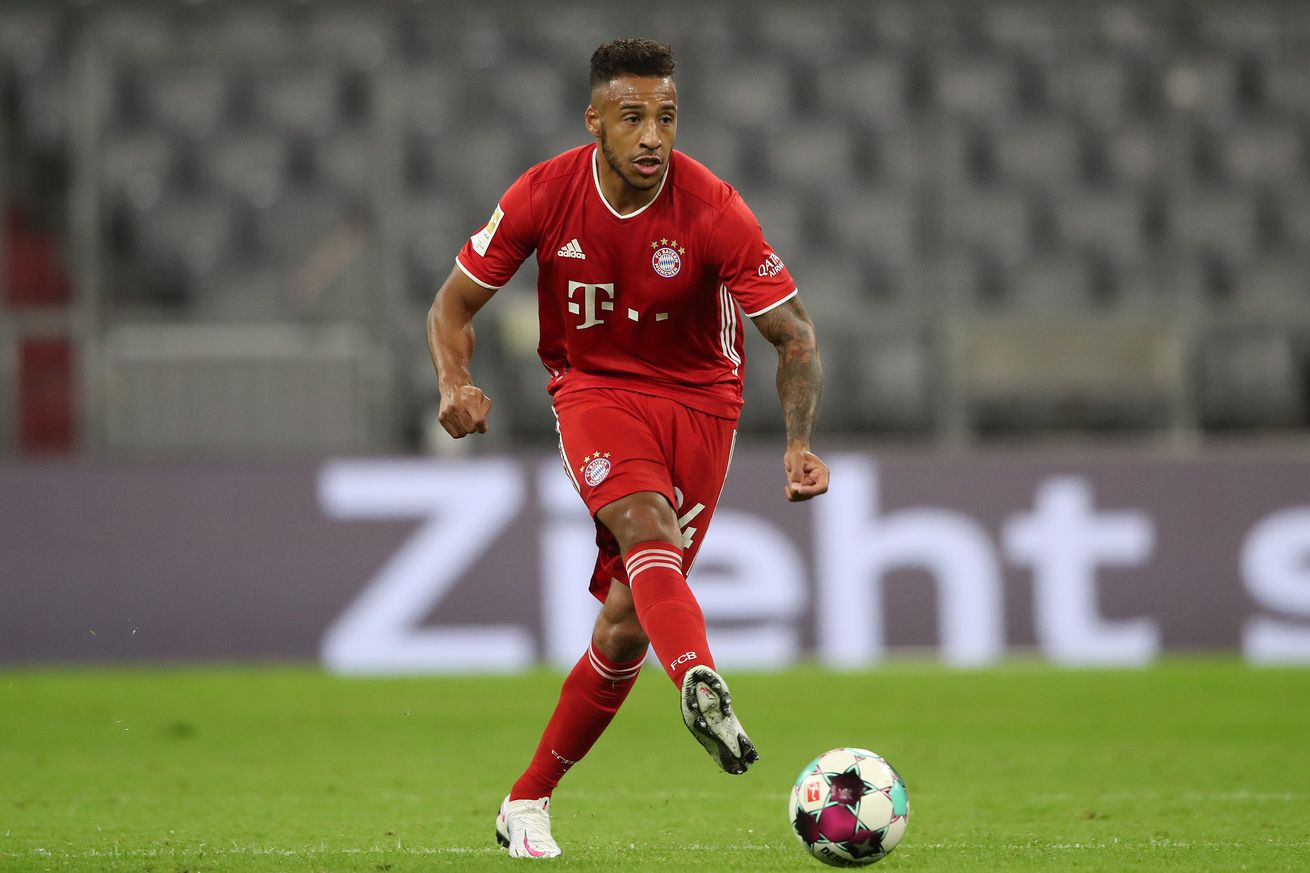 Corentin Tolisso says he questioned his future at Bayern Munich last season