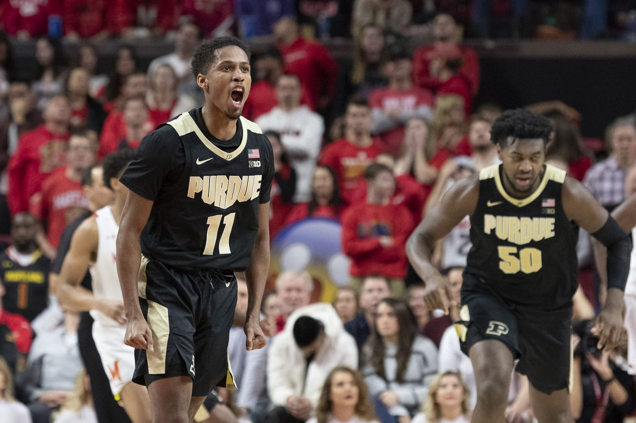 College Basketball Rankings January 20: Purdue Receives 9 Votes