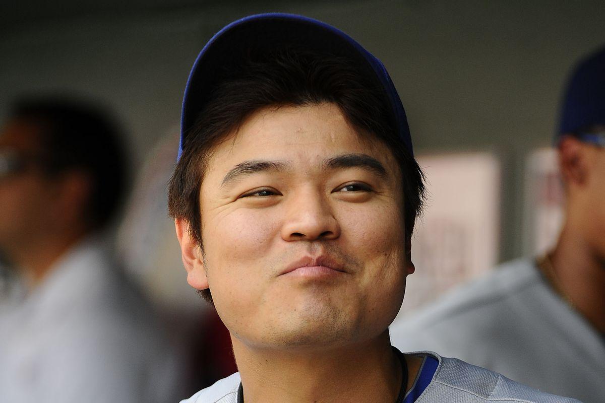 my face when watching Yu Darvish pitch