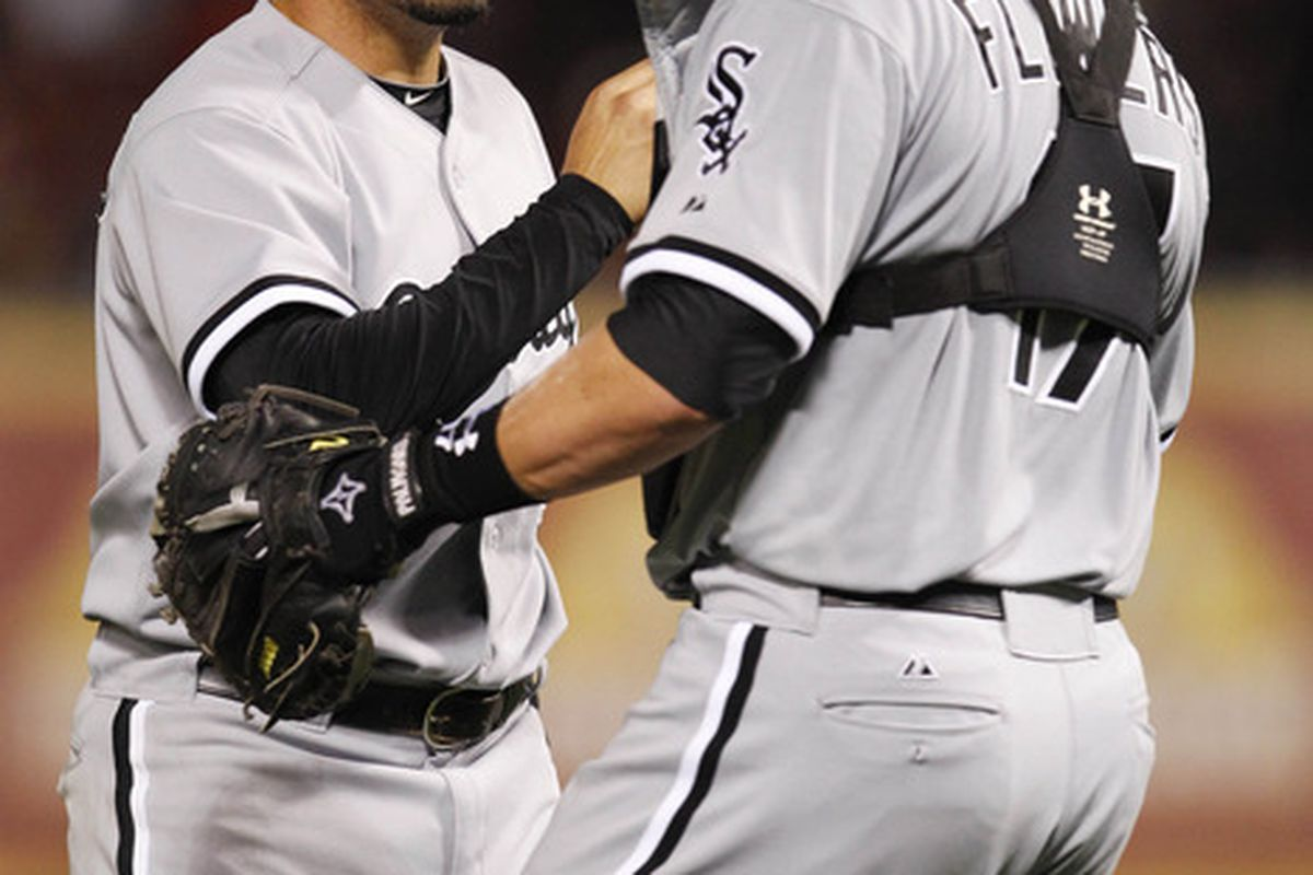 Robin Ventura gave unusually early opportunities to Hector Santiago and Tyler Flowers.