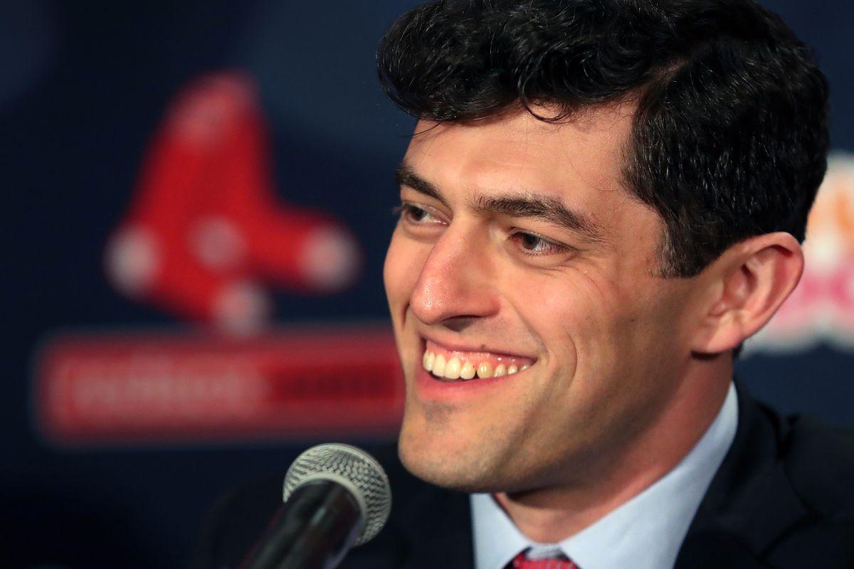 Boston Red Sox News: Chaim Bloom, Mookie Betts, J.D. Martinez