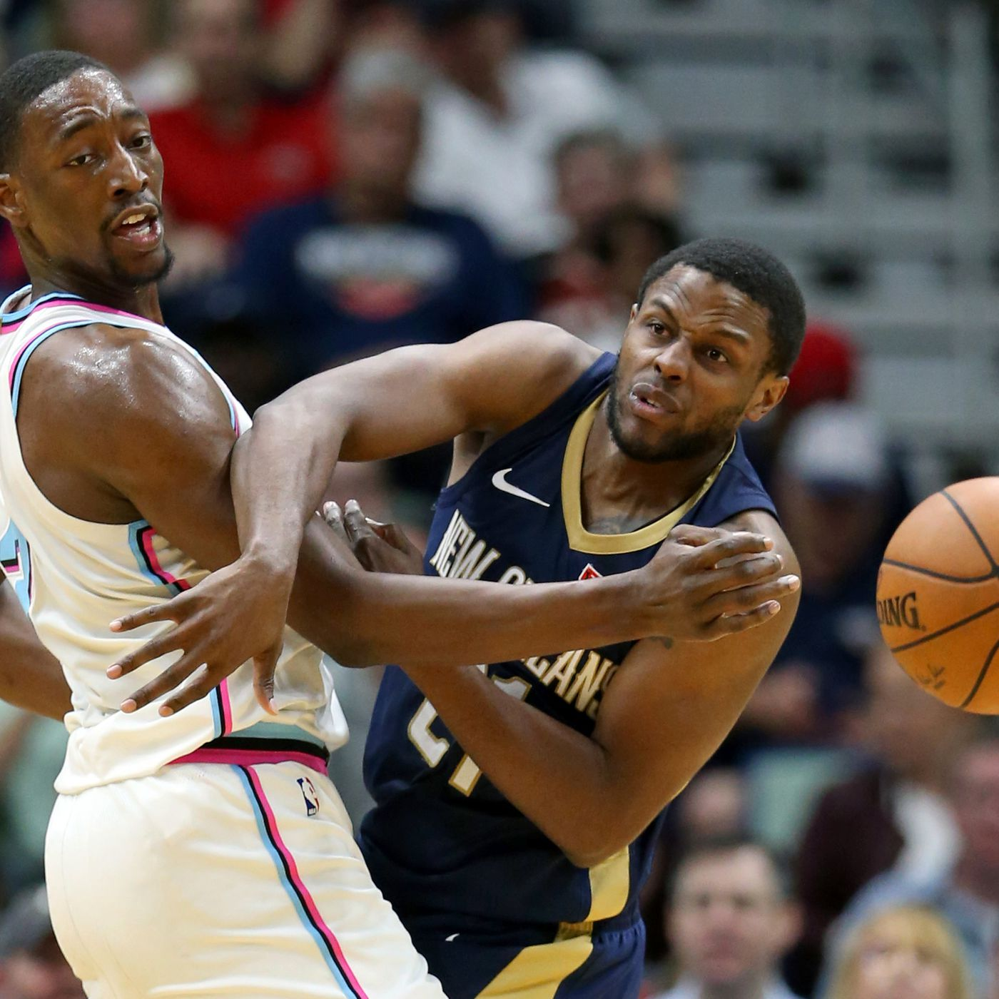 New Orleans Pelicans Miami Heat Game Thread Jimmy Butler