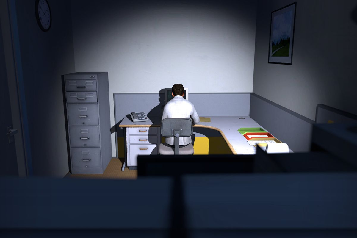 The Stanley Parable review main 2000