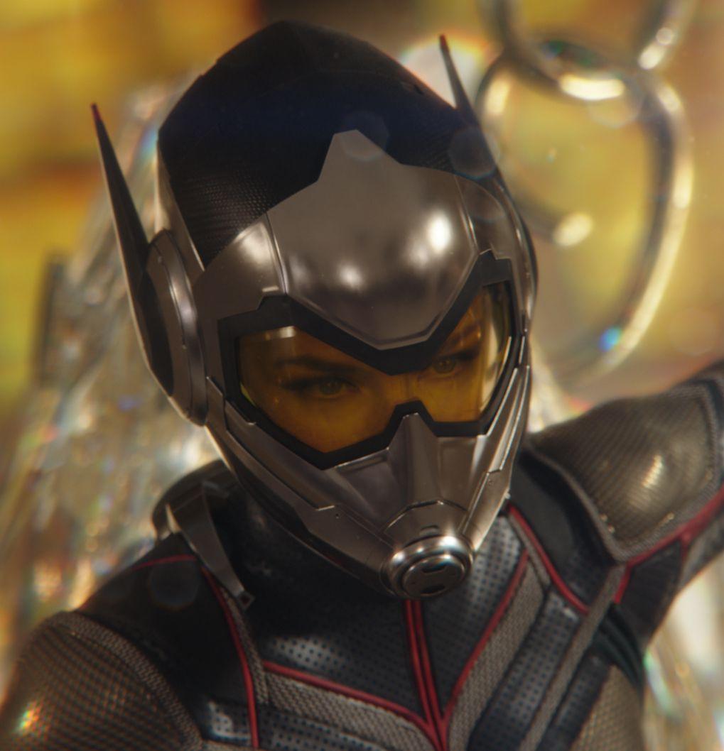 Ant-Man和The Wasp是有史以来最有趣的漫威电影