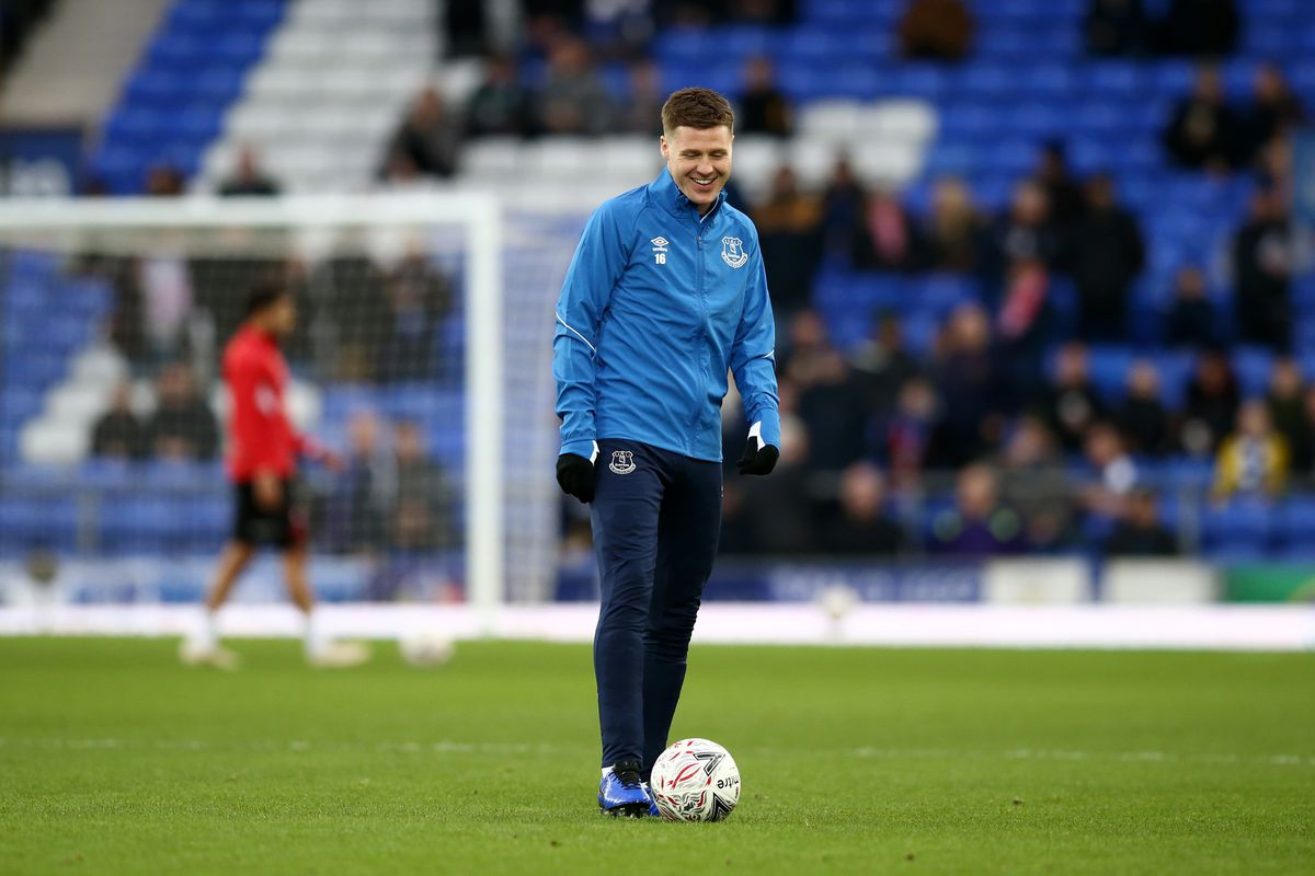 Everton v Lincoln City - Emirates FA Cup Third Round