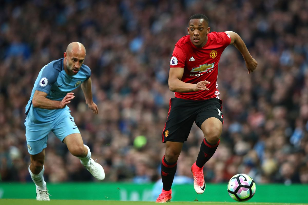 Manchester United 2016 17 Player Report Cards Anthony Martial