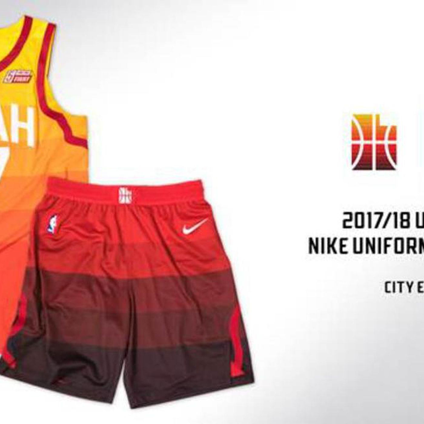 Nba Christmas Jerseys 2017.Utah Jazz Deliver Christmas Gift To State By Unveiling New